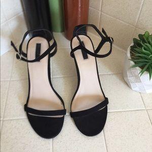 Forever 21 heeled sandal